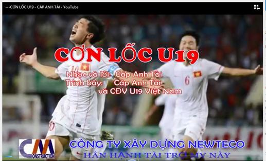 (Tiếng Việt) NEWTECO Cổ động U19