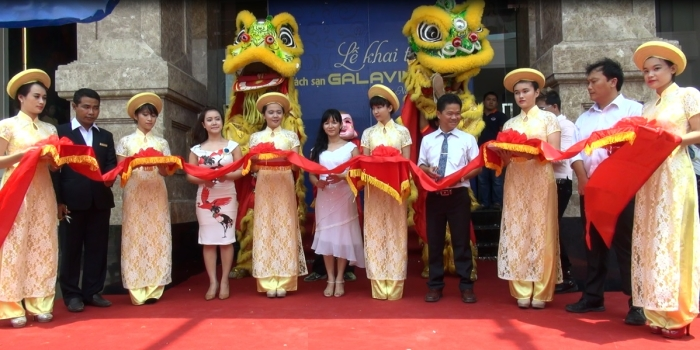 Handover and Grand Opening Ceremony – Project: GALAVINA HOTEL