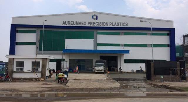 Aureumaex Precision Plastics Viet Nam Factory