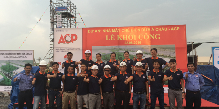 Asia Coconut Processing Factory – ACP