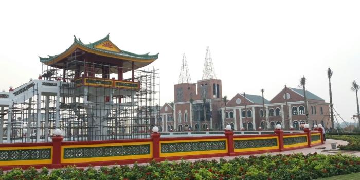 Ba Chua Xu Spiritual Cultural Tourism – Sam Mountain Cable Car System